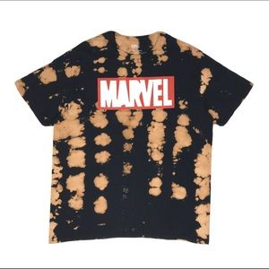 Marvel Comics Classic Bleach Dyed Tie Dye 1 of 1
